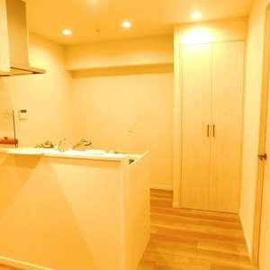 エクセルシオール新宿西戸山(6階,)のキッチン
