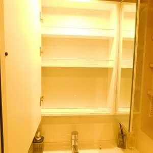 エクセルシオール新宿西戸山(6階,)の化粧室・脱衣所・洗面室