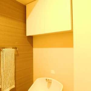 エクセルシオール新宿西戸山(6階,)のトイレ