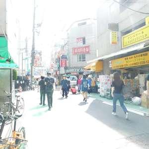 エクセルシオール新宿西戸山のその他周辺施設