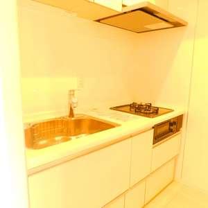 シルバープラザ新宿第2(5階,3199万円)のキッチン