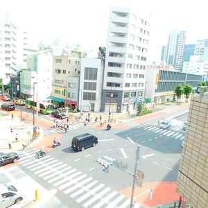 シルバープラザ新宿第2(5階,3199万円)のお部屋からの眺望