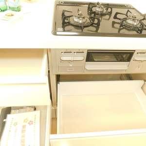 新宿フラワーハイホーム(8階,)のキッチン