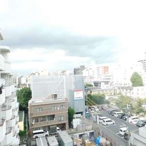 新宿フラワーハイホーム(8階,)のお部屋からの眺望