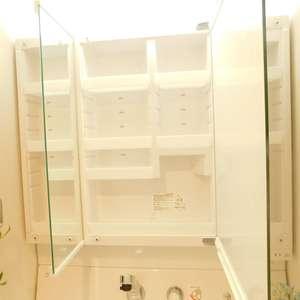 新宿フラワーハイホーム(8階,)の化粧室・脱衣所・洗面室