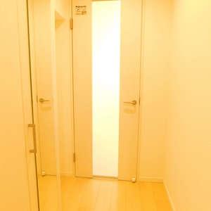 新宿フラワーハイホーム(9階,)のお部屋の廊下