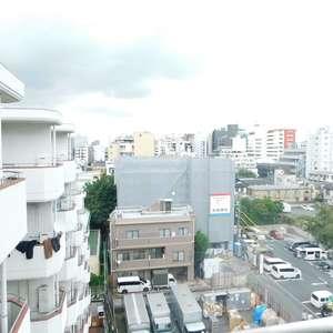 新宿フラワーハイホーム(9階,)のお部屋からの眺望