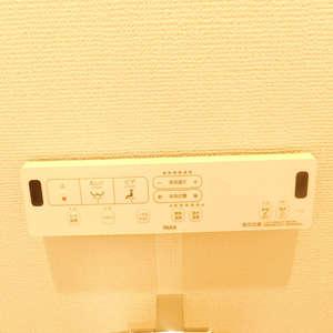 新宿フラワーハイホーム(9階,)のトイレ