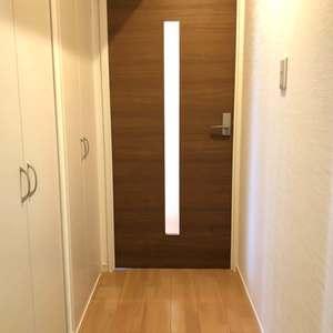 池袋パークハイツ(9階,)のお部屋の廊下