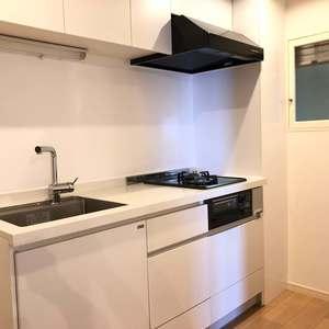 池袋パークハイツ(9階,)のキッチン
