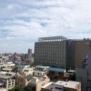池袋パークハイツ(9階,)のお部屋からの眺望