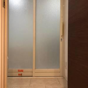 池袋パークハイツ(9階,2680万円)の化粧室・脱衣所・洗面室