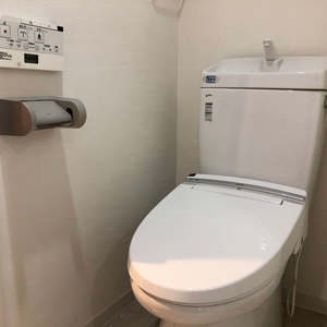 池袋パークハイツ(9階,)のトイレ