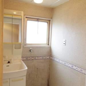 富士見ステータス(3階,4980万円)の化粧室・脱衣所・洗面室
