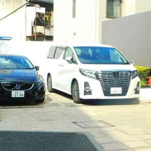 東急ドエルアルス小石川の駐車場