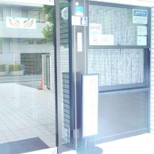 中銀第2小石川マンシオンのマンションの入口・エントランス