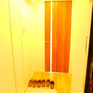 中銀第2小石川マンシオン(3階,4290万円)のお部屋の玄関