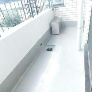 中銀第2小石川マンシオン(3階,)のバルコニー