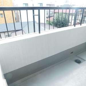 中銀第2小石川マンシオン(3階,4290万円)のバルコニー