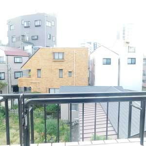 中銀第2小石川マンシオン(3階,4290万円)のお部屋からの眺望