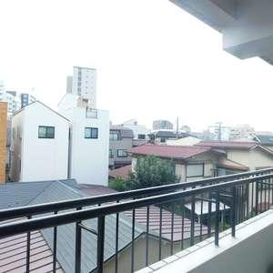 中銀第2小石川マンシオン(3階,)のお部屋からの眺望