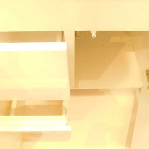 中銀第2小石川マンシオン(3階,4290万円)の化粧室・脱衣所・洗面室