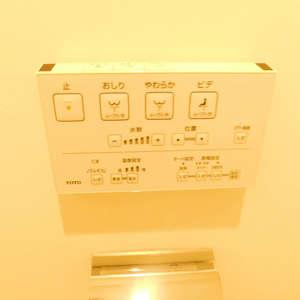 中銀第2小石川マンシオン(3階,4290万円)のトイレ