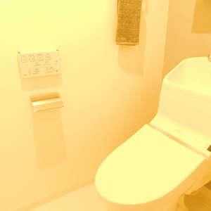 中銀第2小石川マンシオン(3階,)のトイレ