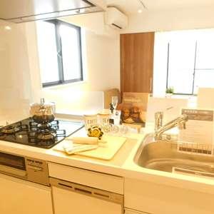中銀第2小石川マンシオン(3階,4290万円)のキッチン