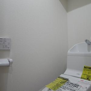 ライオンズマンション両国第5(8階,3290万円)のトイレ