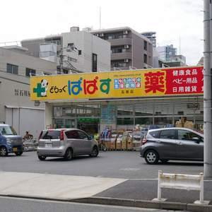 ライオンズマンション両国第5の周辺の食品スーパー、コンビニなどのお買い物