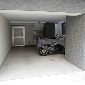 プレストマーロ両国の駐輪場