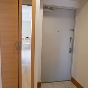 プレストマーロ両国(8階,3980万円)のお部屋の玄関