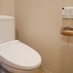 プレストマーロ両国(8階,)のトイレ