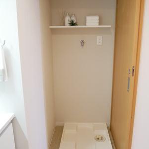 プレストマーロ両国(8階,)の化粧室・脱衣所・洗面室