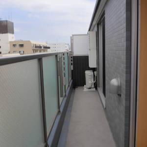 プレストマーロ両国(8階,)のバルコニー