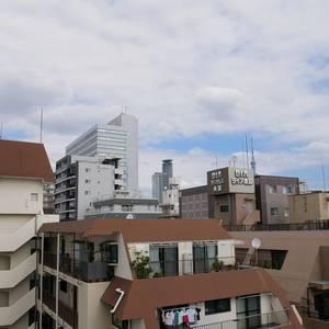 プレストマーロ両国(8階,)のお部屋からの眺望