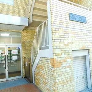 グレイス高田馬場のマンションの入口・エントランス