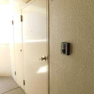 グレイス高田馬場(3階,)のフロア廊下(エレベーター降りてからお部屋まで)