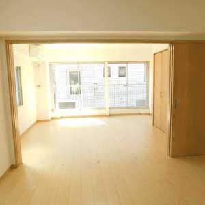 グレイス高田馬場(3階,)の居間(リビング・ダイニング・キッチン)