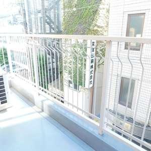 グレイス高田馬場(3階,)のバルコニー