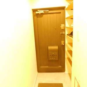 メゾンドール高田馬場(4階,4490万円)のお部屋の玄関