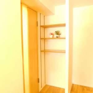 メゾンドール高田馬場(4階,4490万円)の居間(リビング・ダイニング・キッチン)