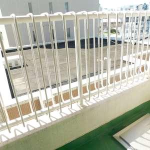 メゾンドール高田馬場(4階,4490万円)のバルコニー