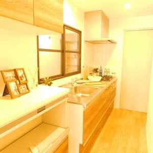メゾンドール高田馬場(4階,4490万円)のキッチン