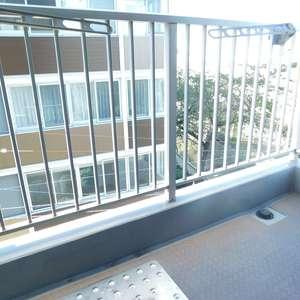 フォレステージ西早稲田(4階,3580万円)のバルコニー
