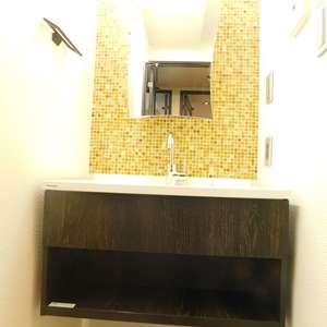 フォレステージ西早稲田(4階,3580万円)の化粧室・脱衣所・洗面室