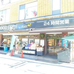 フォレステージ西早稲田の周辺の食品スーパー、コンビニなどのお買い物