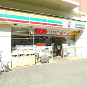 スカイコート池袋第2の周辺の食品スーパー、コンビニなどのお買い物