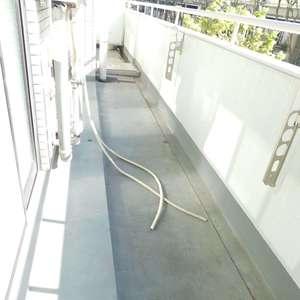 スカイコート池袋第2(3階,2980万円)のバルコニー